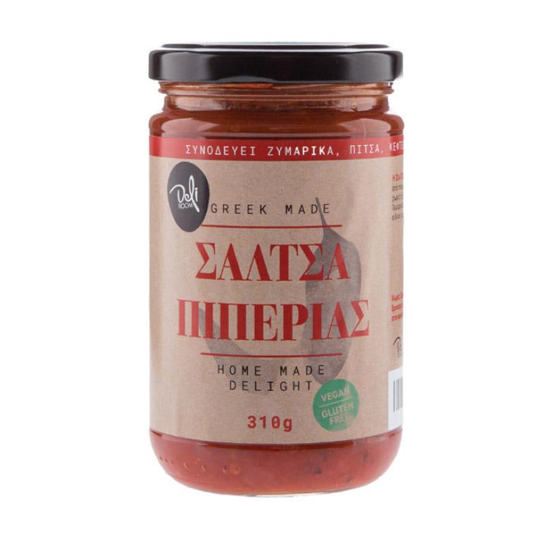 Σάλτσα Πιπεριάς